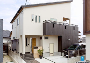「ネクストの家」注文住宅事例:春日市M様邸 完成 福岡の注文住宅ならネクストライフデザイン イメージ