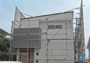 「ネクストの家」建売住宅:那珂川町今光 工事中 福岡の建売住宅ならネクストライフデザイン イメージ