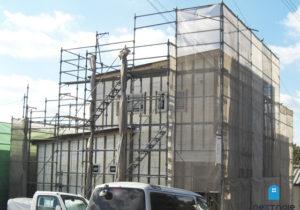 「ネクストの家」注文住宅事例: 注文住宅Y様邸 工事中 福岡の注文住宅ならネクストライフデザイン イメージ