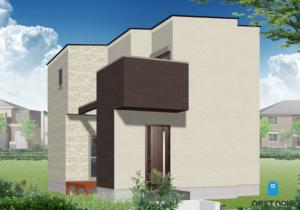 「ネクストの家」建売住宅:城南区七隈 建売住宅 工事中 福岡の建売住宅ならネクストライフデザイン イメージ