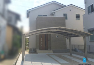 「ネクストの家」建売住宅:那珂川町今光2号地 建売住宅 完成 福岡の建売住宅ならネクストライフデザイン イメージ