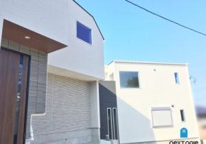 「ネクストの家」建売住宅:城南区片江2号地 建売住宅 完成 福岡の建売住宅ならネクストライフデザイン イメージ
