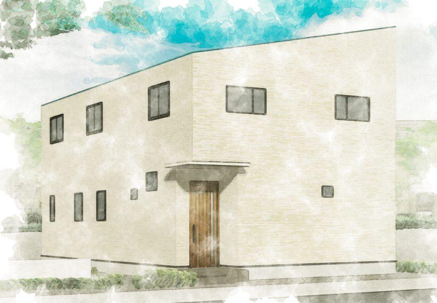 ネクストの家が新たに完成しました!完成見学会開催します! イメージ