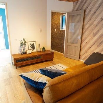 手間も時間も節約! 高性能&高デザインの建売住宅 イメージ