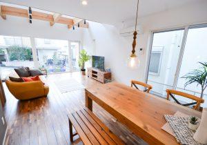 梅雨時期も快適な家のポイント イメージ