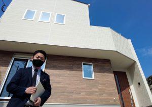 【事例紹介】4.5帖の広々バルコニー! 31坪4LDKの建売住宅 イメージ
